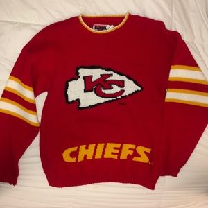 Vintage women's Chiefs Sweater